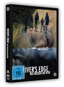 River's Edge - Das Messer am Ufer (Limited Mediabook, Blu-ray+DVD) (1986) [Blu-ray]