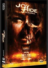 Joy Ride 3 (Limited Mediabook, Blu-ray+DVD, Cover B) (2014) [FSK 18] [Blu-ray]