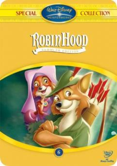Robin Hood (Best of Special Collection, Steelbook) (1973)