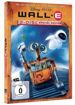 Wall-E - Der letzte räumt die Erde auf (Special Edition, 2 DVDs) (2008) [Gebraucht - Zustand (Gut)]
