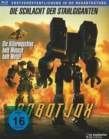 Robot Jox - Die Schlacht der Stahlgiganten (1989) [Blu-ray]