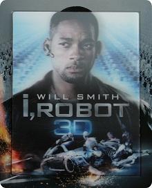 I, Robot (Steelbook, inkl. 2D blu-ray) (2004) [3D Blu-ray]
