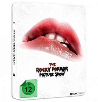 The Rocky Horror Picture Show (Limited Future-Pack, Metalpak) (1975) [Blu-ray]