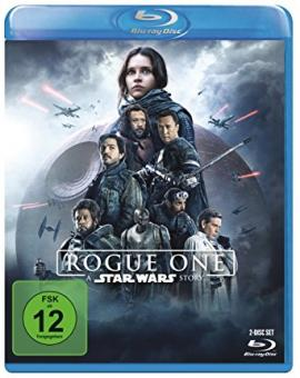 Rogue One - A Star Wars Story (2 Discs) (2016) [Blu-ray]