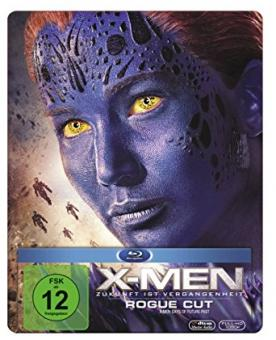 X-Men Zukunft ist Vergangenheit (Rogue Cut, Steelbook) (2014) [Blu-ray]