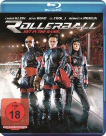 Rollerball (2002) [FSK 18] [Blu-ray]
