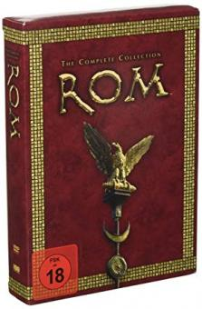 Rom - Die kompletten Staffeln 1 & 2 (11 DVDs) [FSK 18]