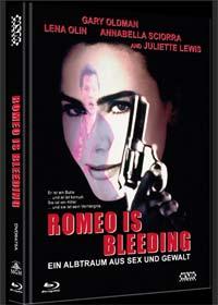 Romeo Is Bleeding (Limited Mediabook, Blu-ray+DVD, Cover A) (1993) [FSK 18] [Blu-ray]