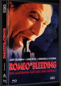 Romeo Is Bleeding (Limited Mediabook, Blu-ray+DVD, Cover D) (1993) [FSK 18] [Blu-ray]