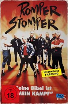 Romper Stomper - Limited Collector's Edition im VHS-Design (1992) [FSK 18] [Blu-ray]