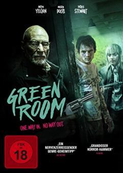 Green Room (2015) [FSK 18] [Gebraucht - Zustand (Sehr Gut)]