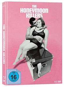Honeymoon Killers (Limited Mediabook, Blu-ray+DVD, Cover A) (1969) [Blu-ray]