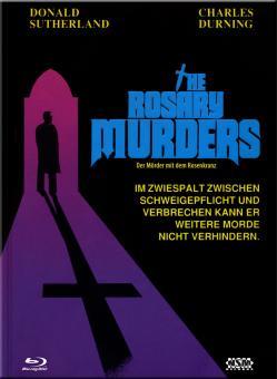 Der Mörder mit dem Rosenkranz (Limited Mediabook, Blu-ray+DVD, Cover D) (1987) [Blu-ray]