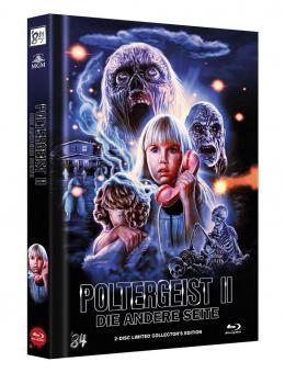 Poltergeist 2 - Die andere Seite (Limited Mediabook, Blu-ray+DVD, Cover C) (1986) [Blu-ray]