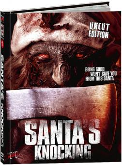 Santa's Knocking (Limited Mediabook, Cover C) (2015) [FSK 18]
