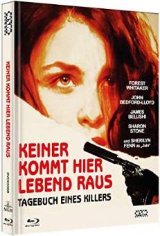 Keiner kommt hier lebend raus - Diary of a Hitman (Limited Mediabook, Blu-ray+DVD, Cover B) (1991) [Blu-ray]
