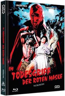 Im Todesgriff der roten Maske (Limited Mediabook, Blu-ray+DVD, Cover A) (1969) [Blu-ray]