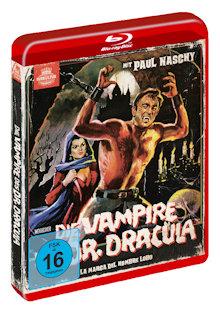 Die Vampire des Dr. Dracula (1968) [Blu-ray]