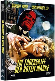 Im Todesgriff der roten Maske (Limited Mediabook, Blu-ray+DVD, Cover E) (1969) [Blu-ray]