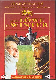 Der Löwe im Winter (1968)