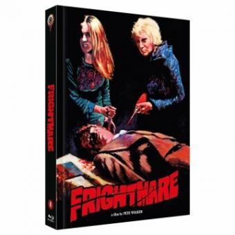 Frightmare - Alptraum (Limited Mediabook, Blu-ray+DVD, Cover C) (1974) [Blu-ray]
