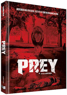 Prey - Beutejagd (Limited Mediabook, Blu-ray+DVD, Cover E) (2016) [FSK 18] [Blu-ray]