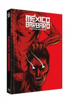 Mexico Barbaro (Limited Mediabook, Blu-ray+DVD, Cover D) (2014) [FSK 18] [Blu-ray]