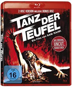 Tanz der Teufel (Uncut, 2 Disc) (1982) [Blu-ray]