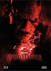 Wishmaster (Limited Uncut Mediabook, Blu-ray+DVD, Cover B) (1997) [Blu-ray]