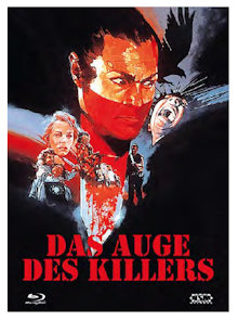 Das Auge des Killers (Limited Mediabook, Blu-ray+DVD, Cover C) (1987) [FSK 18] [Blu-ray]