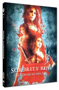 Sorority Row - Schön bis in den Tod (Limited Mediabook, Blu-ray+DVD, Cover C) (2009) [FSK 18] [Blu-ray]