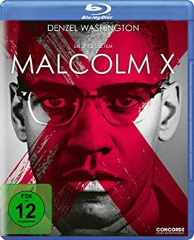 Malcolm X (1992) [Blu-ray]
