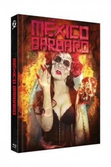 Mexico Barbaro (Limited Mediabook, Blu-ray+DVD, Cover C) (2014) [FSK 18] [Blu-ray]