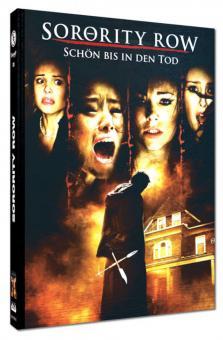 Sorority Row - Schön bis in den Tod (Limited Mediabook, Blu-ray+DVD, Cover E) (2009) [FSK 18] [Blu-ray]