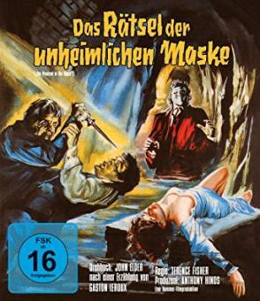 Das Rätsel der unheimlichen Maske (1962) [Blu-ray]