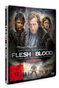 Flesh And Blood (Steelbook) (1985) [FSK 18] [Blu-ray]