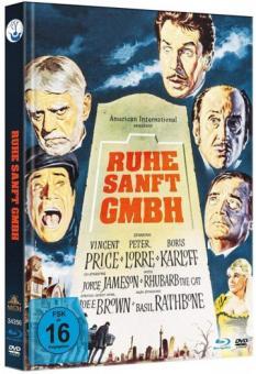 Ruhe Sanft GmbH (Limited Mediabook, Blu-ray+DVD) (1963) [Blu-ray]