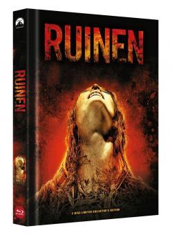 Ruinen (Limited Mediabook, Blu-ray+DVD, Cover B) (2008) [Blu-ray]