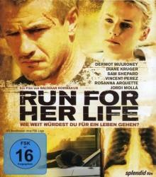 Run For Her Life (2010) [Blu-ray]