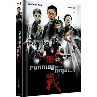 Running Out of Time 1+2 (Limited Mediabook, 2 Discs, Cover A) (1999) [Blu-ray]