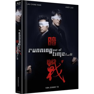 Running Out of Time 1+2 (Limited Mediabook, 2 Discs, Cover B) (1999) [Blu-ray]