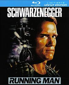 Running Man (Limitierte Uncut Edition) (1987) [FSK 18] [Blu-ray]
