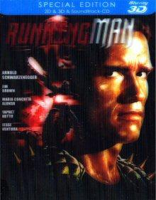 Running Man (Uncut Edition) (Special Edition, 2D+3D+CD-Soundtrack) (1987) [FSK 18] [3D Blu-ray]