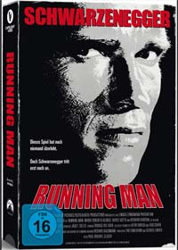 Running Man (Limited Uncut VHS-Edition, 2 Discs) (1987) [Blu-ray]