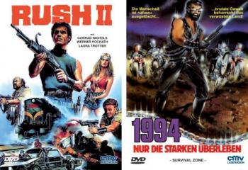 Rush 2 (inkl. Bonusfilm) (1984) [FSK 18]
