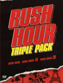 Rush Hour Triple Pack (3 DVDs)