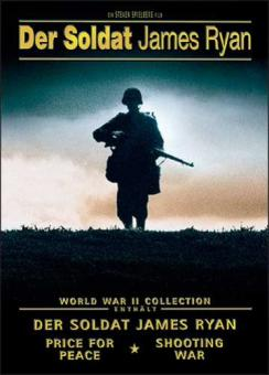 Der Soldat James Ryan - Die 2. Weltkrieg Collection (4 DVDs) (1998)