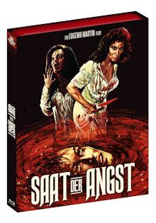 Die Saat der Angst (1973) [FSK 18] [Blu-ray]