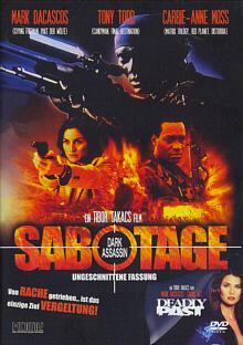 Sabotage - Dark Assassin (1996) [FSK 18]