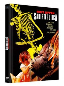 Sadisterotica - Rote Lippen (Limited Mediabook, Cover C) (1969) [FSK 18] [Blu-ray]